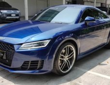 2015 Audi TT Coupe coupe