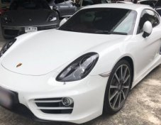 2014 Porsche CAYMAN S coupe