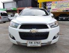Chevrolet Captiva 2.0LTZ suv ปี2012 สีขาว ออโต้