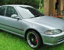 1996 Honda CIVIC EXi sedan โฉมเตารีด 4 ประตู 1.6 cc