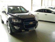 ขาย Chevrolet Captiva LTZ 2013 suv รุ่นท๊อป สีดำ