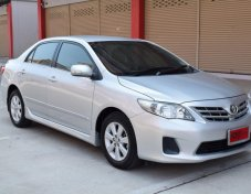 Toyota Corolla Altis 1.6 ALTIS (ปี 2012) CNG Sedan AT