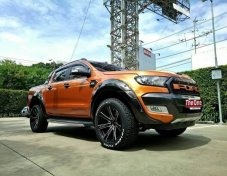 2017 Ford RANGER WildTrak 3.2 4wd