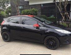 2016 Ford Fiesta Sport Black Limited hatchback