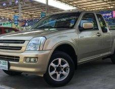SUZU D-MAX 2.5SLX CAB.  2004 MT ขาย 239,000 บาท