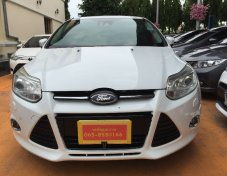 Ford Focus รุ่น 2.0L Ti-VCT GDi 5 Sport+ ปี 2015 6-Speed PowerShift AT