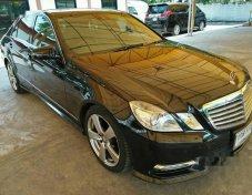 2013 MERCEDES-BENZ E250 CDI Sport รถเก๋ง 4 ประตู