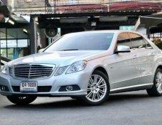 2011 MERCEDES-BENZ E250 CDI รับประกันใช้ดี