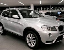 2012 BMW X3 สภาพดี