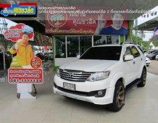 ขายรถ TOYOTA Fortuner V 2012