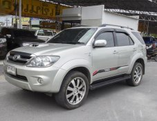2007 TOYOTA Fortuner รับประกันใช้ดี