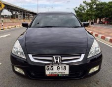 2006 Honda ACCORD EL sedan  พิเศษเพียง 339,000 บาท