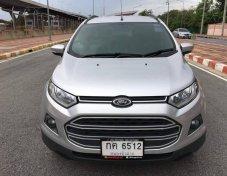 2014 Ford EcoSport Titanium suv  มือแรก รถสวย จัดเต็ม
