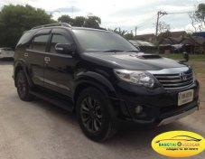 TOYOTA FORTUNER 3.0 D-4D TRD ปี 2013