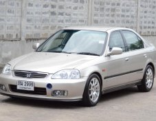 ขายสดคับ!!! รถบ้าน Honda Civic EK ปี 2000 แท้ ตัวท็อป โฉมสุดท้าย