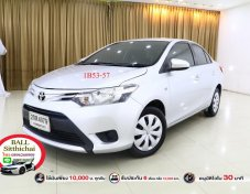 2013 Toyota VIOS J sedan ใช้เงินออกรถ 10,000 บาท
