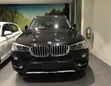 BMW X3 xDrive20d ราคาที่ดี