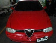 2005 ALFA ROMEO 156 รถเก๋ง 4 ประตู สวยสุดๆ