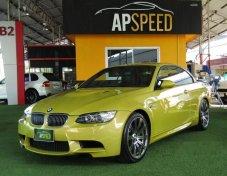 2008 BMW M3 รับประกันใช้ดี