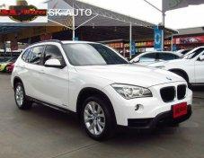 ขายรถ BMW X1 sDrive18i 2014 ราคาดี