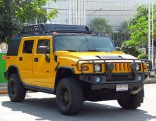 2005 HUMMER H2 รับประกันใช้ดี