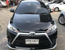 Toyota YARIS ปี 2015 รุ่น 1,2 G ตัวท็อปสุด