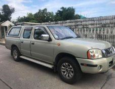 2002 NISSAN Frontier รับประกันใช้ดี