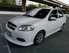 2012 Chevrolet Aveo 1.6LS CNGโรงงาน รถมือเดียวใช้ต่อได้อีกยาวๆ