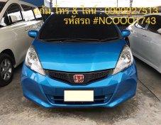 ฟรีดาวน์ HONDA JAZZ 1.5 S AT ปี 2012 (รหัส #NCOOO1743)