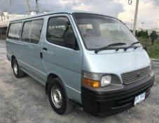 ขายรถ TOYOTA HIACE GL 2001 ราคาดี