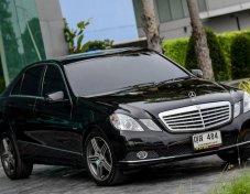 ขาย Benz E250 CDi ปี 10 รถศูนย์ เครื่องดีเซล ดูแลอย่างลูก ได้ไปคุ้ม