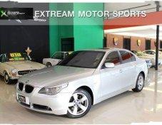 รถสวย ใช้ดี BMW 530d รถเก๋ง 4 ประตู