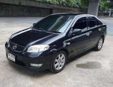 2005 Toyota VIOS 1.5 S (ABS +AIRBAG) IVORY รถพร้้อมใช้ จัดเต็มได้สบายๆ