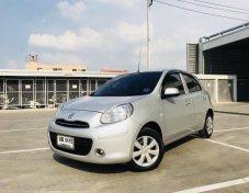 Nissan March 1.2 E ปี 2012 สภาพเหมือนใหม่