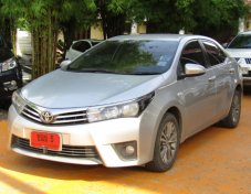 Toyota Altis 1.6 G ปี 2014