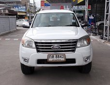 FORD EVEREST 2.5 LIMITED ปี2009 สีขาว