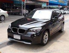 BMW X1 S DRIVE18I 2.0 E84 ปี14 สีดำ ร