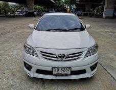 ขายรถ Toyota Altis 1.6E CNG ปี 2012