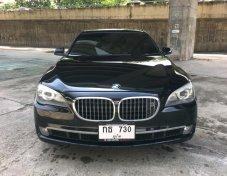 BMW 730 LI สีดำ ปี 2011 มือเดียว