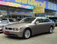รถดีรีบซื้อ BMW 735Li