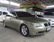 2004 BMW 525i รถเก๋ง 4 ประตู สวยสุดๆ