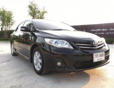 ด่วน! 2012 Toyota Corolla Altis CNG