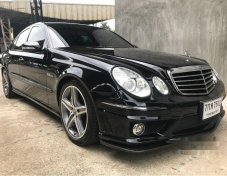 2007 MERCEDES-BENZ E63 AMG รับประกันใช้ดี