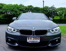 BMW F33 420D Cabriolet M-Sport Package