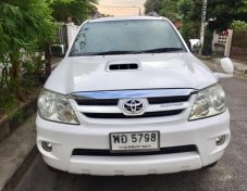 Toyota Fortuner Exclusive V 2006