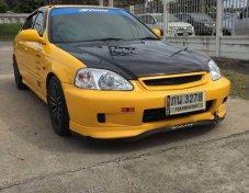Civic ปี 2000 หรือตาโตไฟท้ายข้าวโพด รถในตำนาน