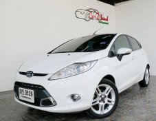FORD FIESTA 1.6S SPORT AT 2011