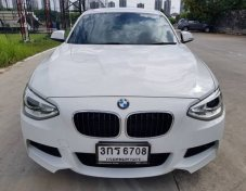 ขายรถ BMW SERIES 1 ที่ นนทบุรี