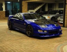 1995 NISSAN 300 ZX รับประกันใช้ดี