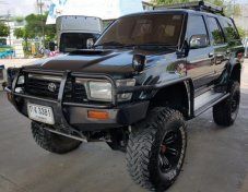 1996 TOYOTA Hilux Surf รับประกันใช้ดี